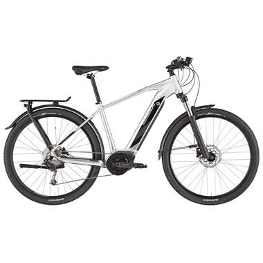 Bicicleta de viaje eléctrica SERIOUS LEED DIAMANT Gris 2020